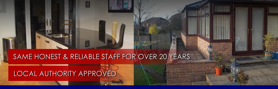 Same honest & Reliable staff for over 20 years - Local authority approved